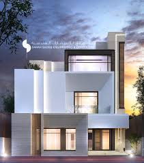 private villa sarah sadeq architects kuwait modern home