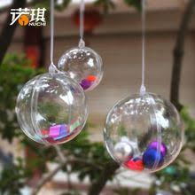 27 best clear plastic fillable ornaments images on pinterest