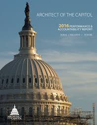 performance u0026 accountability report architect of the capitol