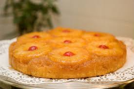 pineapple upside down cake a foodie affair