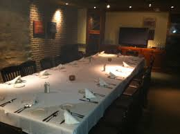 private dining the chop house grand rapids