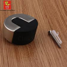 decorative door stopper wholesale 10pcs zinc alloy door stoppers decorative glass door