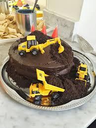 construction birthday cake construction vehicle cake for a construction themed birthday party