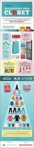 How To Organise Your Closet How To Organize Your Closet Infographic U2013 Apartment Geeks