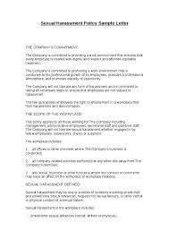 sample letter to employer alleging discrimination cover letter