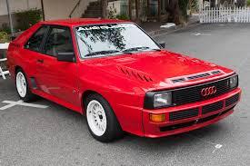 1983 audi quattro 1983 1984 audi sport quattro images specifications and