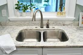 Kitchen Faucet Placement Faucet And Soap Dispenser Placement Inch Single Bowl