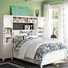 Wallpaper Closet White Pink Bedside Table Black Wooden Bedside Table Teenage