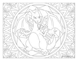 006 charizard pokemon coloring page windingpathsart com