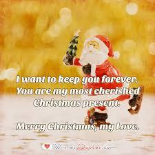 christmas love messages boyfriend