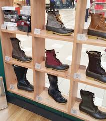 womens ll bean boots size 9 l l bean shop is popping up in natick ma trailmix the