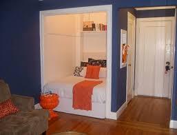 bed in closet ideas bed in a closet closet ideas