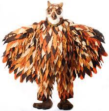 Halloween Owl Costume by Gorilla Costume Mascot Costumes Wolf Horse Big Foot Abominable