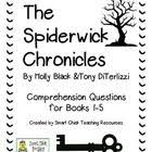 spiderwick chronicles book 1 packet questions