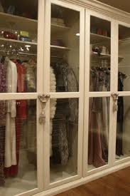 closet glass doors i am loving the glass doors so my clothes and shoes don t get