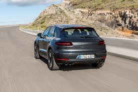 porsche macan 2016 interior porsche macan turbo performance pack 2017 review by car magazine