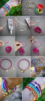bracelet diy easy images Beautiful summer bracelets diy alldaychic jpg