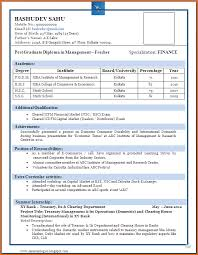 Software Testing Fresher Resume Sample by 100 Fresher Resume Sample Resume Templates For Freshers It