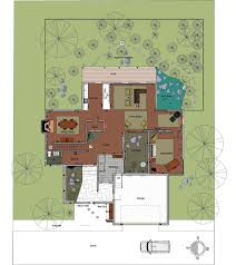 free house designs floor plans india modern single story