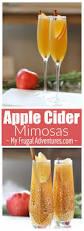 25 best apple cider mimosa ideas on pinterest apple cider