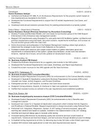 Quality Assurance Analyst Resume Functional Analyst Resume Image Functional Analyst Description 1