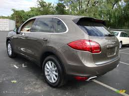 Porsche Cayenne Umber Metallic - 2011 umber brown metallic porsche cayenne 36294567 photo 9