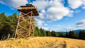 couple lives in 388 square foot fire lookout u2014 see inside today com