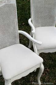 Painted Chairs Images 24 Best Painting Furniture Caned Chairs Images On Pinterest