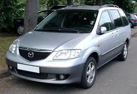 mazda minivan file mazda mpv front 20080728 jpg wikimedia commons