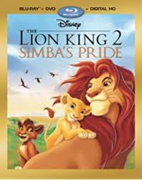 amazon lion king blu ray matthew broderick rowan