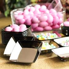 horderve plates small silver plastic appetizer plates mini kitchen utensils