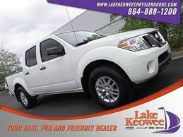 nissan frontier quad cab for sale nissan frontier crew cab pro 4x pickup in south carolina for sale