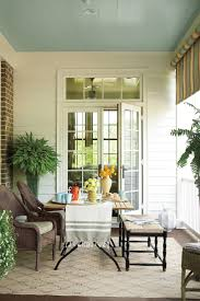 Living Room Ceiling Colors by Porch And Patio Design Inspiration Southern Living