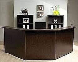 Laminate Reception Desk Octagon Laminate Reception Desk Bina Office Furniture New York Ny