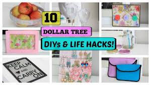 dollar tree hacks 10 dollar tree diys life hacks pinterest worthy easy cute