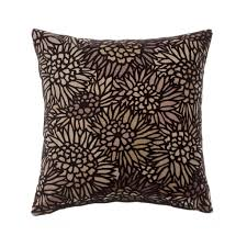 fontaine musk black velvet statement cushion 3square online