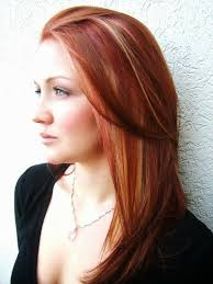 whats the style for hair color in 2015 medium hairstyles with bold highlights and low lights medium red