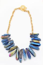 bib necklace designs images Claire blue quartz bib necklace solayne designs jpg