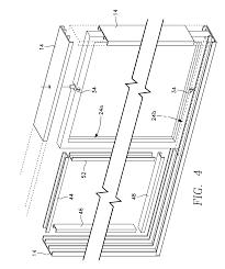 patent us8336265 reversible sliding glass door google patents