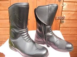 tcx motorcycle boots mens tcx motorcycle boots size 8 eu 42 in great yarmouth