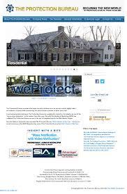 prot e bureau protection bureau competitors revenue and employees owler company