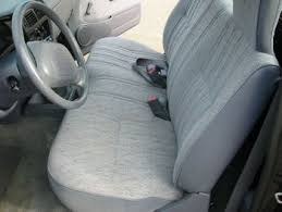 Toyota Pickup Bench Seat 1998 Tacoma Rcab Xcab Seat Covers Precisionfit