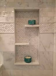 Bathroom Shower Organizers Renovations Pinterest Shower Bathroom Shower Shelves Shelf Custom