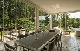 vetrata veranda vetrate panoramiche per verande balconi e spazi esterni