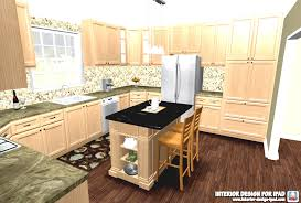 kitchen 3d design software beautiful kitchen interior design wallpaper hd for desktop modern