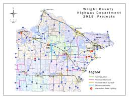 Map Minnesota Minnesota County Map With Highways Image Gallery Hcpr