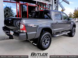 toyota tacoma road wheels toyota tacoma with 17in atx ledge offroad wheels additiona flickr