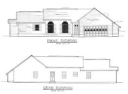 Residential Building Elevation House Design Plan Plans And Elevations Pdf Elevatio Hahnow