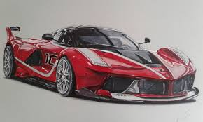 ferrari enzo sketch search results for copic draw to drive