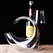 unique shaped wine bottles aliexpress buy 1000ml unique shape glass wine decanter